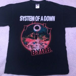 Other - System of a down old band t shirt